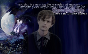 Criminal Minds Everyday Is A New Day- Spencer Reid