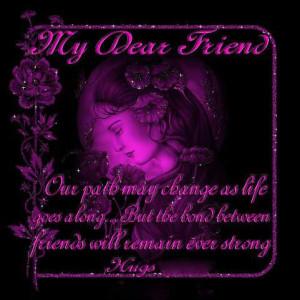 ... dear friends friendship love quotes for dear friends my dear friend