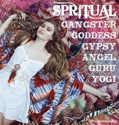 American Hippie Art Quotes ~ Free Spirit .. Gypsy Soul