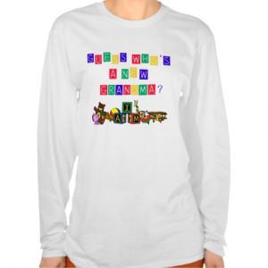 Grandma Quotes for T Shirts http://kootation.com/buy-funny-grandma ...