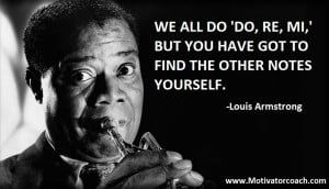 Louis Armstrong (August 4, 1901 – July 6, 1971), nicknamed Satchmo ...