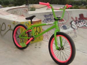 Custom Sunday Funday Bmx Bikes
