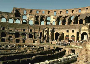Coliseum ( Courtesy of The Gale Group)