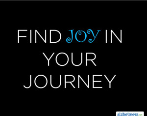 Find Joy in Your Journey Quote