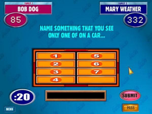 Family Feud Graphics Images