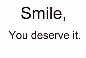Search results for smile cute funny quotes