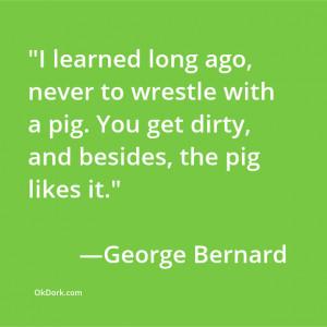 Pig Quotes