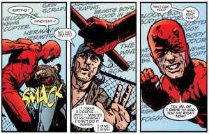 ... This article contains some spoilers for the Netflix series Daredevil