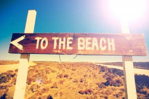 Let's go to the beach | via Tumblr | We Heart It