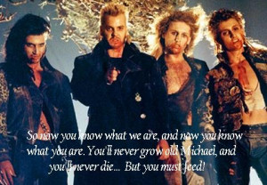 Lost Boys - Initiation's over - movie-quotes Photo