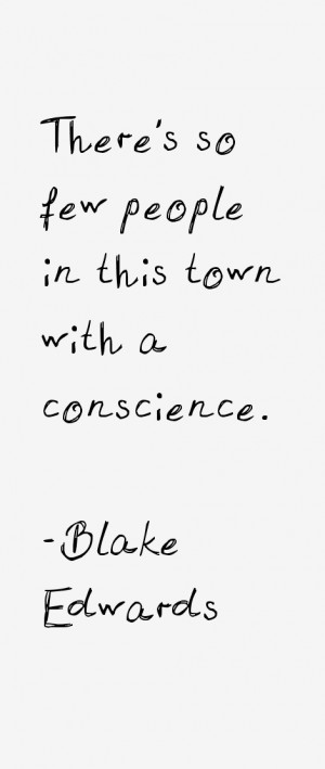 Blake Edwards Quotes & Sayings