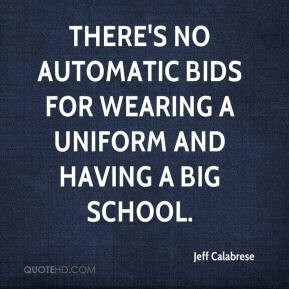 Uniform Quotes