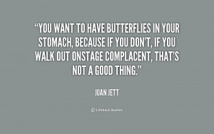 Go Back > Gallery For > Butterflies In Stomach Quotes