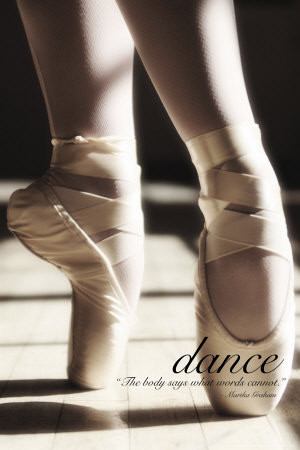 Quotes by famous dancers and smart non-dancers...