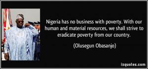 More Olusegun Obasanjo Quotes
