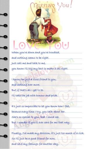 Love Poems Art For Him