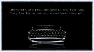 Showing Gallery For Stephen King Quotes