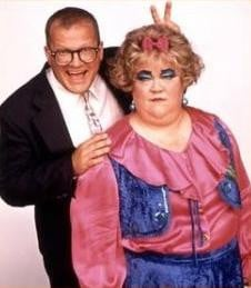 The Drew Carey Show - Drew Carey and Mimi Bobeck