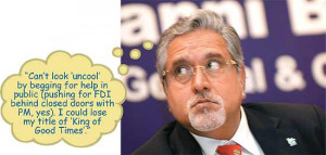 """Vijay Mallya: """"Kingfisher Airlines is going through difficult times ..."""