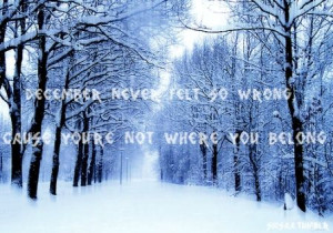 Winter Blues pictures and quotes | Winter Sms Picture Messages