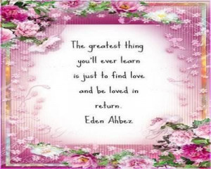 Famous quotes on finding true love