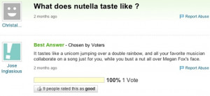 What does nutella taste like? | Funny Pictures, Quotes, Pics, Photos ...