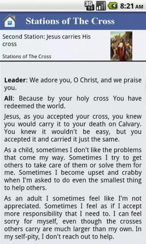 Catholic Prayers (Free) - screenshot