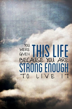 """strength quotes about life   10 Mental Strength Quotes"""" Daily ..."""