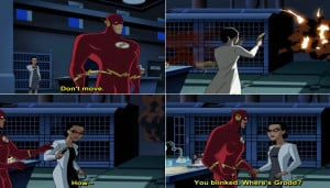 Justice League Animated Series Quote-10