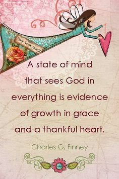 Charles Finney quote More