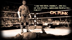 WWE CM Punk Wallpaper by Elmarcoz