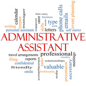Administrative Assistant Clip Art