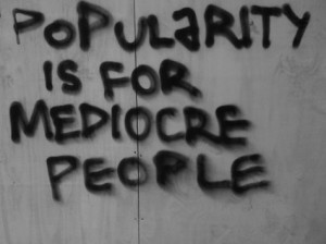 people quote Black and White text words Grunge spray paint popularity ...