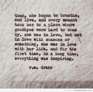 Everything Was Inspiring