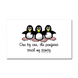 ... Show Choir Quotes http://www.cafepress.com/+penguin-quotes+magnets