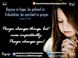 ... be constant in prayer romans 12 12 esv prayer changes things but more
