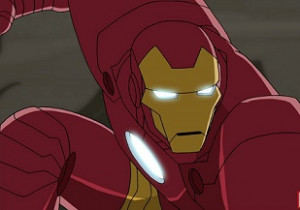 Iron man animated avengers - photo#9