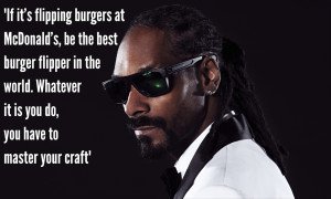 Our top five Snoop Dogg quotes