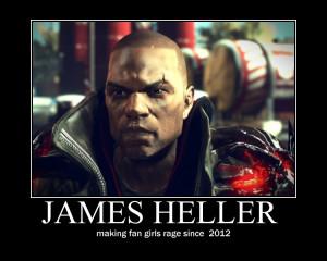 Alex Mercer Vs. James Heller