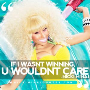 Nicki Minaj Quotes 2014. QuotesGram