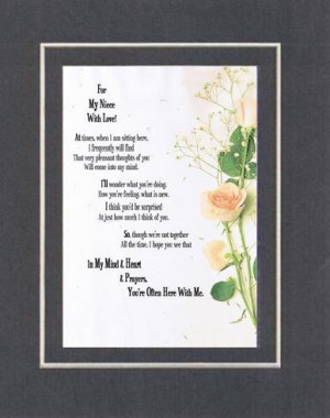 Related Pictures niece poems and quotes expoimages com