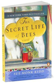 The Secret Life of Bees bySue Monk Kidd. Finished this in April ...