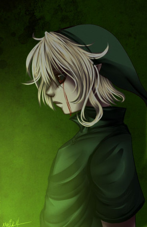 BEN Drowned AMAZING PIC!! LOVE IT!! ️