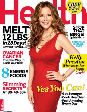 Kelly Preston: Scientology Helped Me After Jett Died!