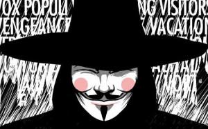 from V for Vendetta