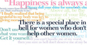 Quotes Every Woman Should Live By