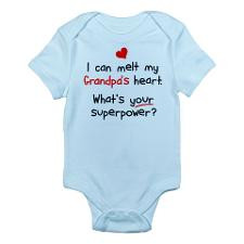 Melt Grandpa's Heart Infant Bodysuit for