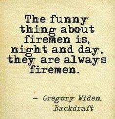 Firefighter Inspired Motivation