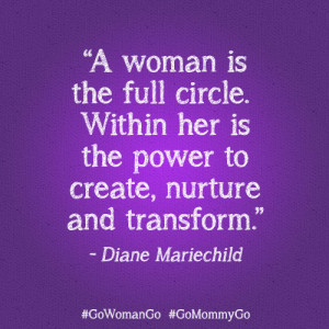 Inspirational Quote: Meaning of Life Inspirational Quote: Woman's ...