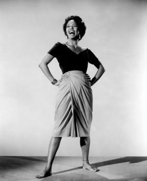 Dorothy Dandridge in Carmen Jones directed by Otto Preminger, 1954